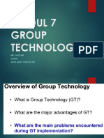Modul 7 Group Technology