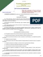 Lei nº 11.091 Dispõe sobre a estruturação do Plano de Carreira dos Cargos Técnico-Administrativos em Educação, no âmbito das Instituições Federais de Ensino vinculadas ao Ministério da Educação.pdf