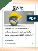 OHSAS 18001- Unidad 6 - 2017