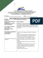 1. Plan Pradi Plan de Ejecucion de La Practica Didactica Participanttes