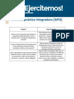 API 3 derecho empresario