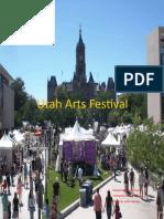 utah art festival magazine