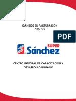 Facturacion Cdfi 3.3