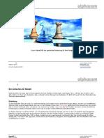 AlphaCAM Part Modeller Einfuehrungstutorial