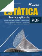 Luis Eduardo Gamio - ESTÁTICA TEORÍA Y APLICACIONES.pdf
