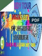Banner Tour Kelas 9 JADI