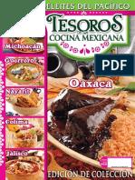 Tesoros de la comida mexicana - Oaxaca