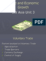voluntary trade and economic growth in sw asia 2015