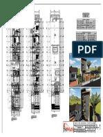 Plano Arquitectonico de Vivienda