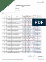 Registro de Evaluación Académica Doc y Ped Univers