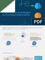 Academia Cisco 11 Cursos - Ead Presencial Flex