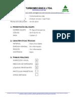 Informe Técnico de Inspección