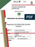 unidad 3 de procesos de separacion 3