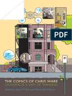 226052805 the Comics of Chris Ware