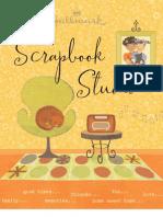 Hallmark Scrapbook Studio