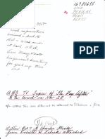 Erlick - ABC Correspondence