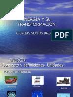 Energía y Su Transformaciónprofe