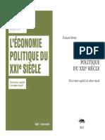 François Morin-L'Économie Politique Du XXIe Siècle-LUX (2017)