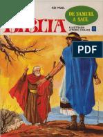 08 La Biblia Ilustrada a Todo Color - De Samuel a Saul