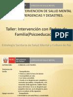 6.Intervencion Con Padres de Familia -Psicoeducacion