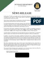 Lapeer County Media Response Edit