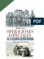 Operaciones Especiales de La Se - Manuel J. Prieto