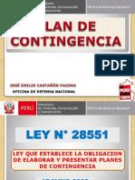 Conferencia Plan de Contingencia