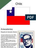 Presentacion de Chile