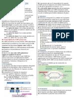 Les Acides Nucléique ( Transcription - Traduction - Régulation )