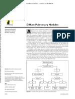 03_Diffuse Pulmonary Nodules