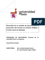 Tesis Ismael Pérez Suárez