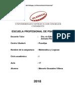Marcelo Gonzales Villena - Actividad 7