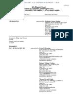 Mueller Manafort Sentencing