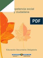 Competencia Social Ciudadana