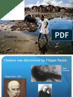 Cholera Presentation_Kelsey Duncan