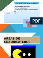 Áreas de Cuadrilateros