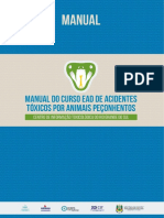 Manual Animais Peçonhentos