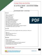 IELTS Speaking  Actual Tests 8-12-2014.pdf