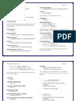 RStudio Commands