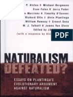 Beilby, J., Naturalism Defeated, Essays on Platingas evolutionary argument against naturalism 2002.pdf