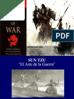 Sun Tzu Exposicion