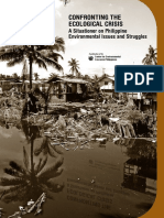 Philippine Environmental Issues and Struggle