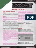 Deadzone Errata V2.1 2nd Pass