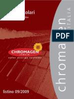Listino Chromagen 09-2009[1]