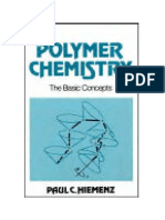 Polymer Chemistry, The Basic Concepts - Hiemenz - 1984