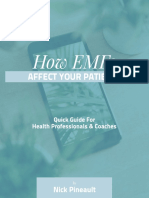 How Emfs Affect Your Patients