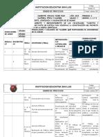 Propuesta Formato Diario de Procesos Sexto Tecnologia
