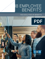 2018 Employee Benefits Report