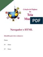 F1 - Navegador e Paginas HTML
