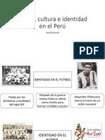 Fútbol, Cultura e Identidad en El Perú v2